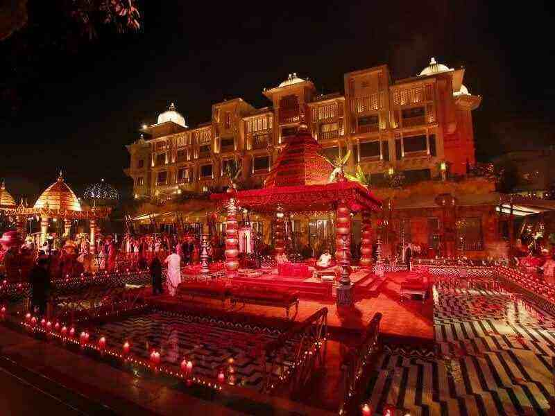 Royal Rajasthani Wedding Tour Package