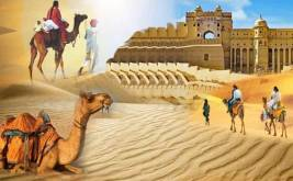 Exclusive Rajasthan with Camel Safari