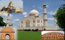 Golden Triangle with Golden Temple Tour